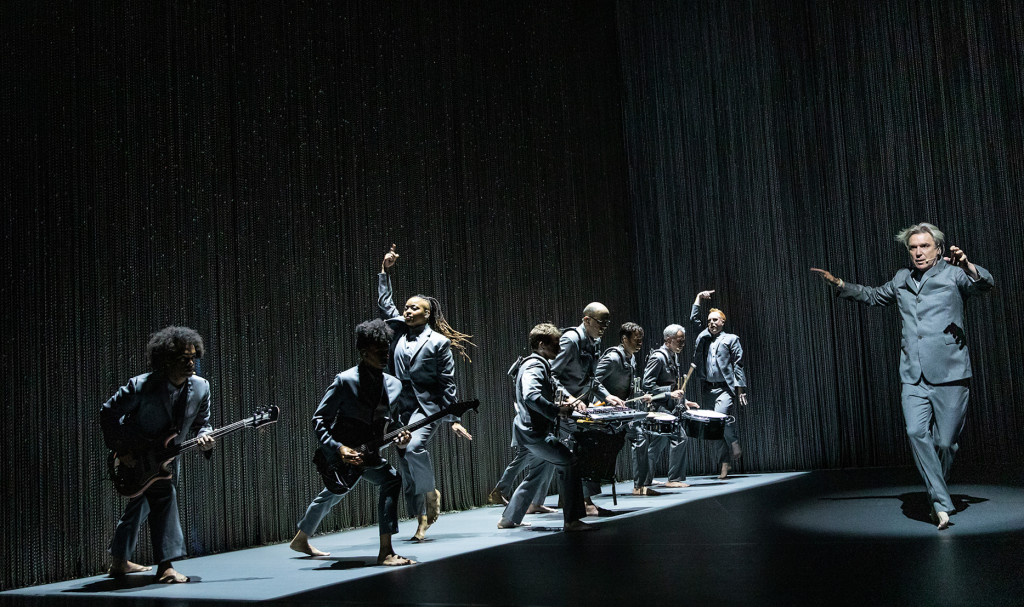 David Byrne's American Utopia on Broadway
