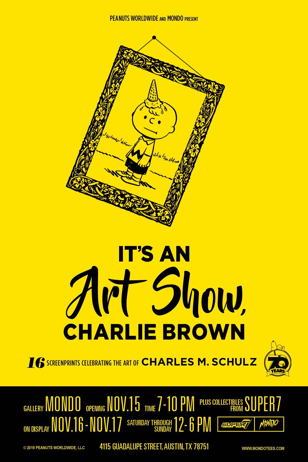 its-an-art-show-charlie-brown_postcard