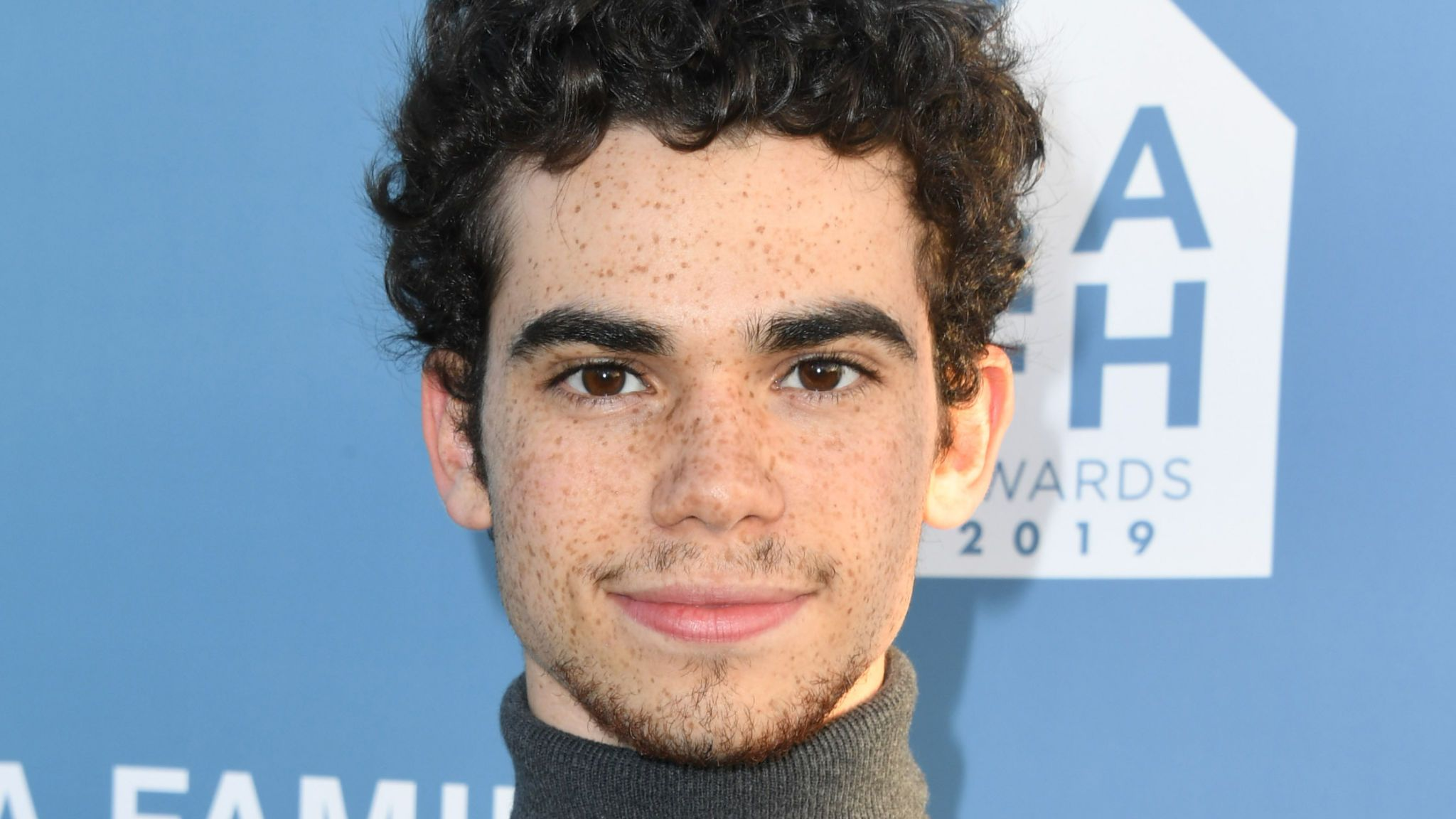 Cameron Boyce attends LA Family Housing Annual LAFH Awards And Fundraiser Celebration at The Lot on April 25, 2019 in West Hollywood, California