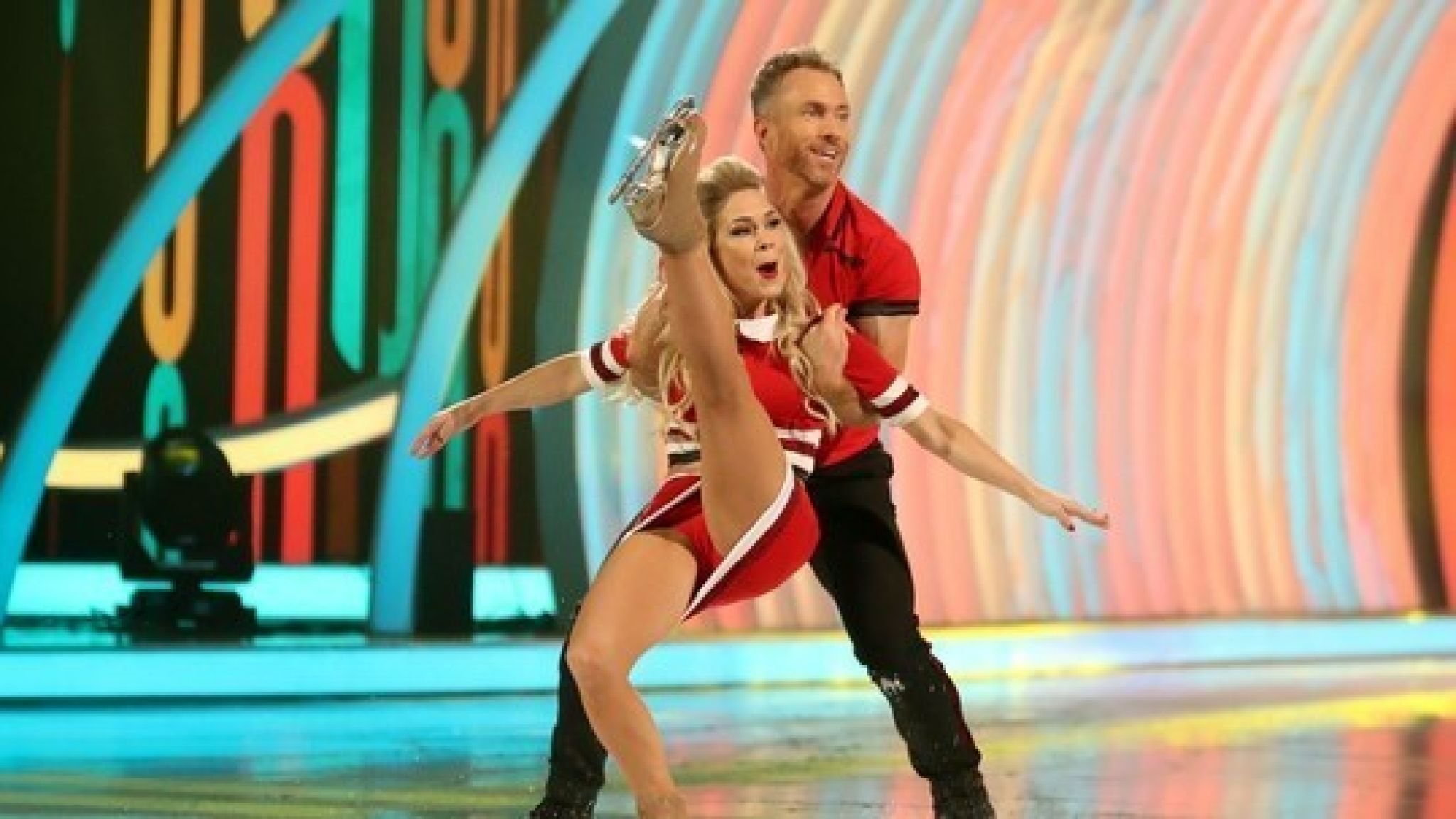 Former Strictly star James Jordan won this year's show
