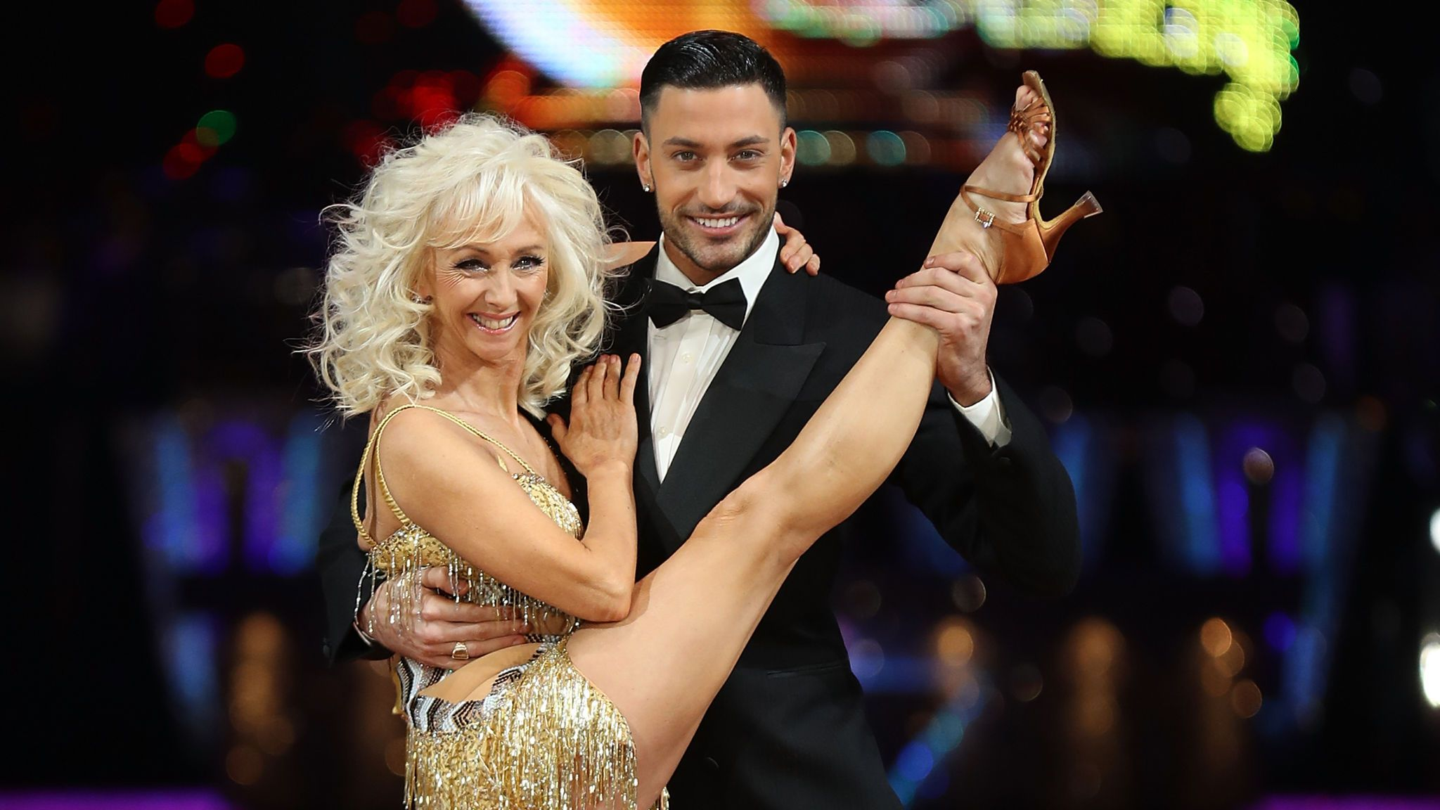 McGee impressed on the 2017 series of Strictly with dance partner Giovanni Pernice