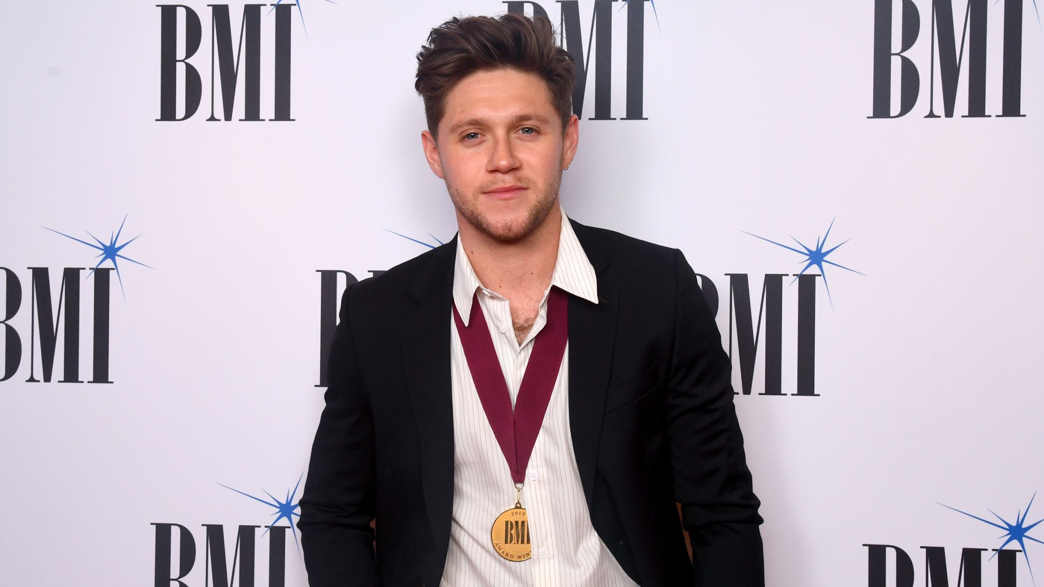 Niall Horan was among the winners at the BMI London Awards