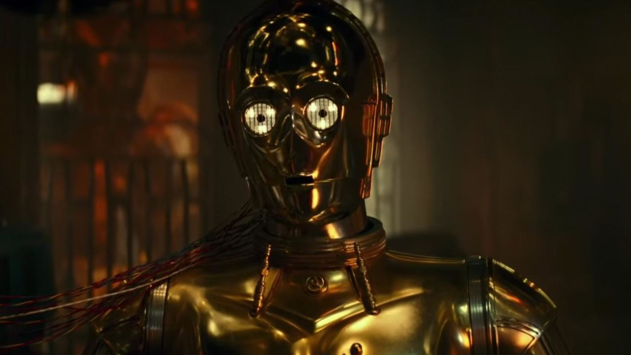 C-3PO suggests he will meet his end in the upcoming film