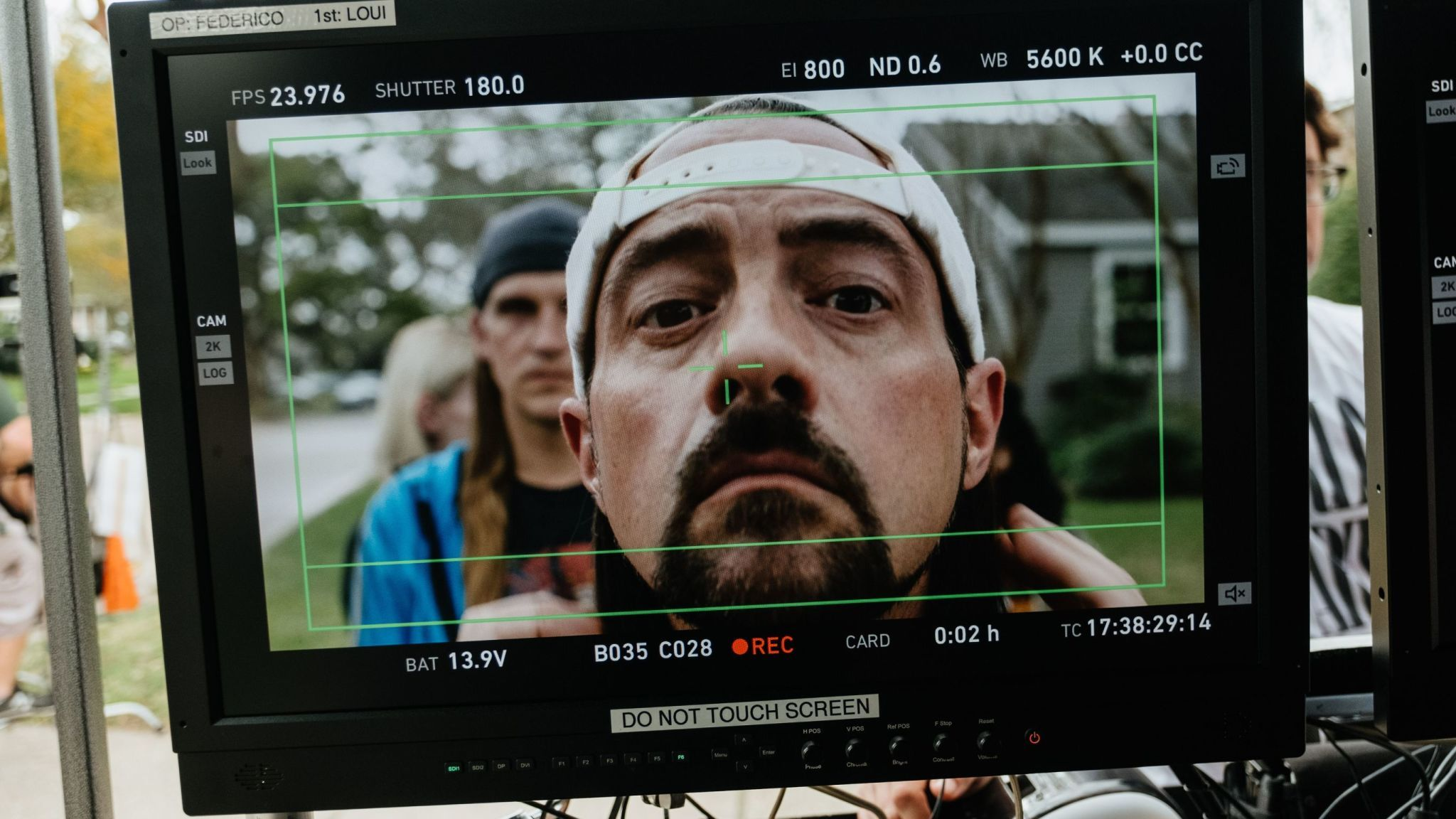 Kevin Smith in Jay And Silent Bob Reboot
