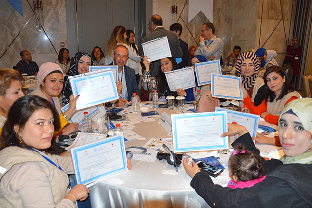 Job fairs created more collaboration and employment opportunity for Syrian refugees in Turkey