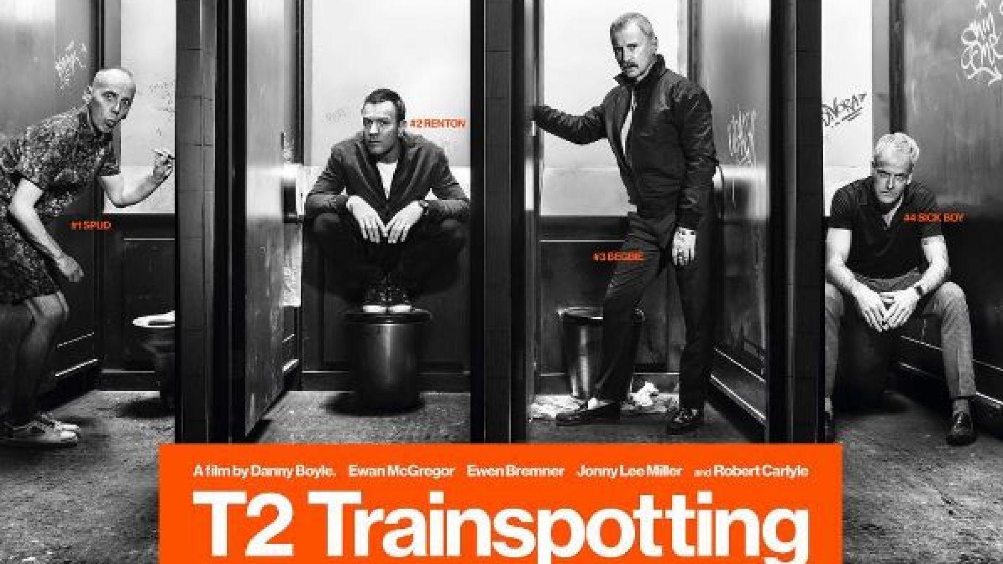 The film reunites Ewan McGregor, Johnny Lee Miller, Robert Carlyle and Ewen Bremner