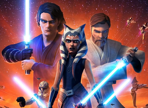 Star Wars: The Clone Wars Trailer Reveals First Look at the Final Season