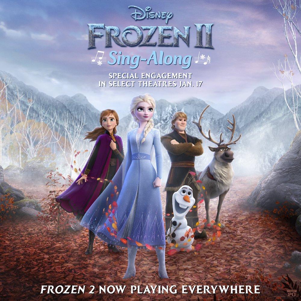 Frozen 2 Special Sing-Along