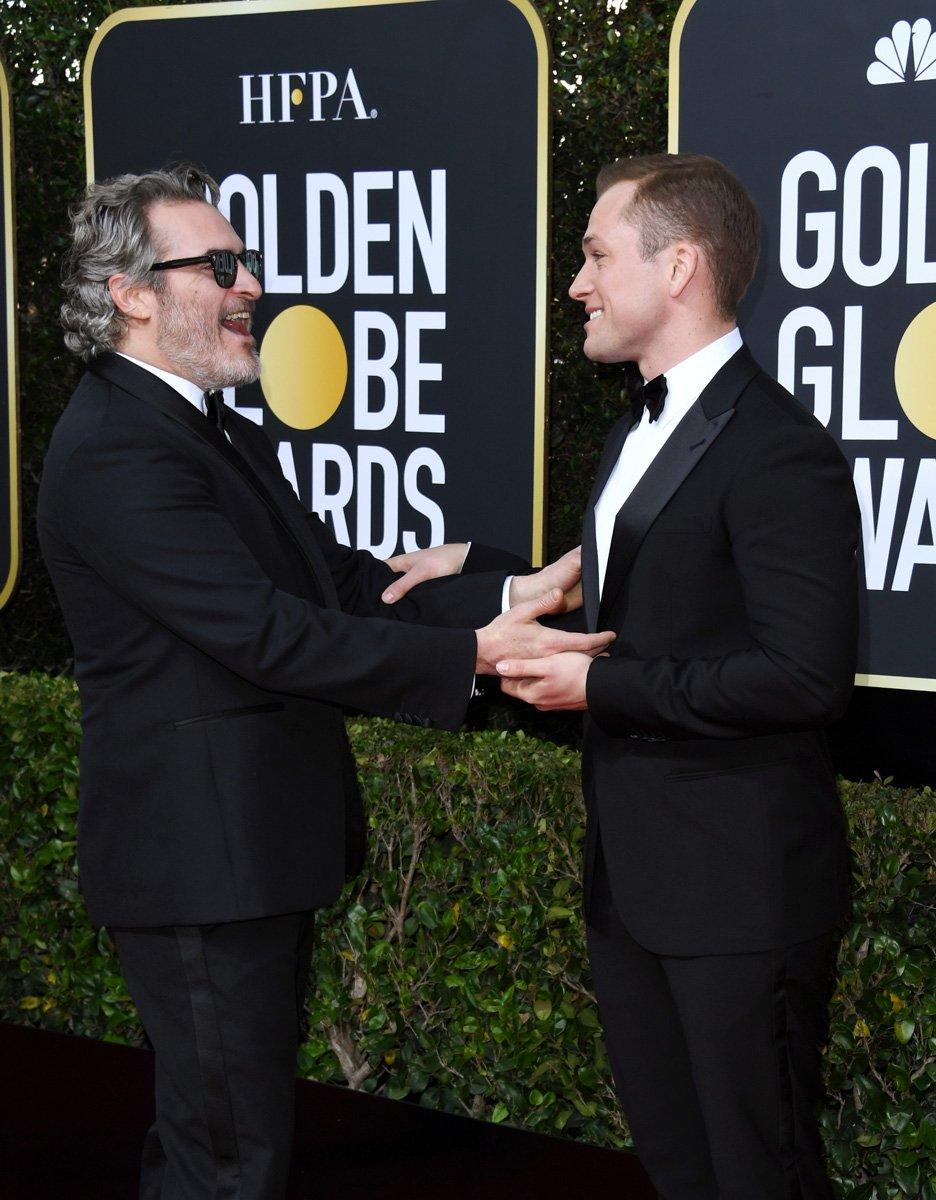 2020 Golden Globes Red Carpet