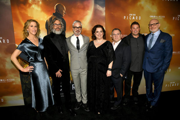Premiere Of CBS All Access'