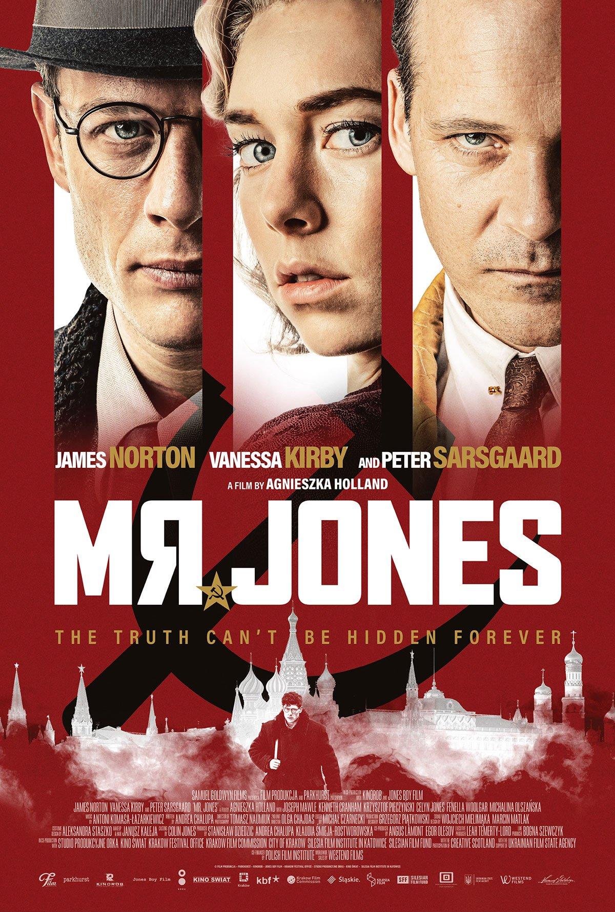 Mr. Jones (2020)