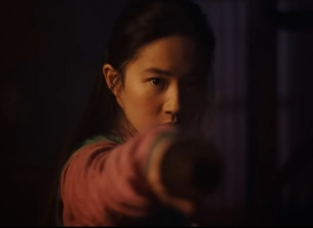 Mulan Fights for Her Family's Honor in First TV Spot