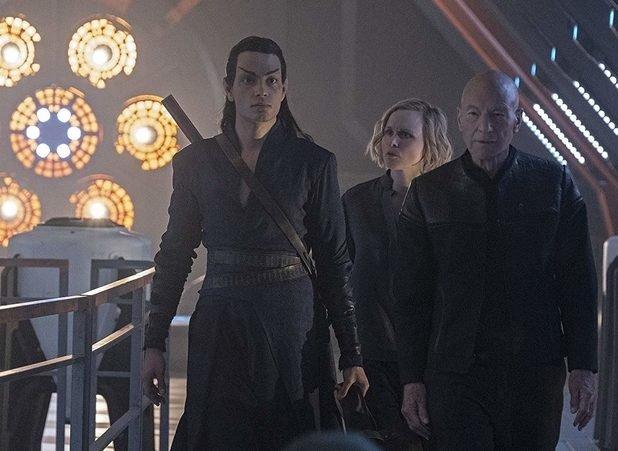 The Journey Begins in New Star Trek: Picard Promo