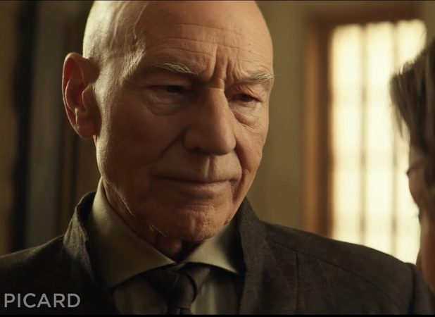 Star Trek: Picard Featurette: A New Chapter Begins