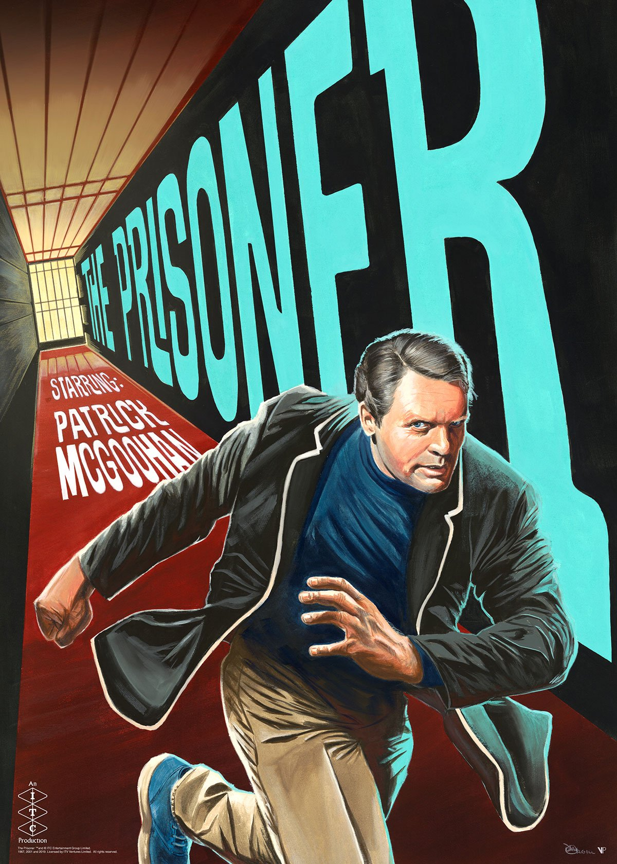 Vice Press' The Prisoner