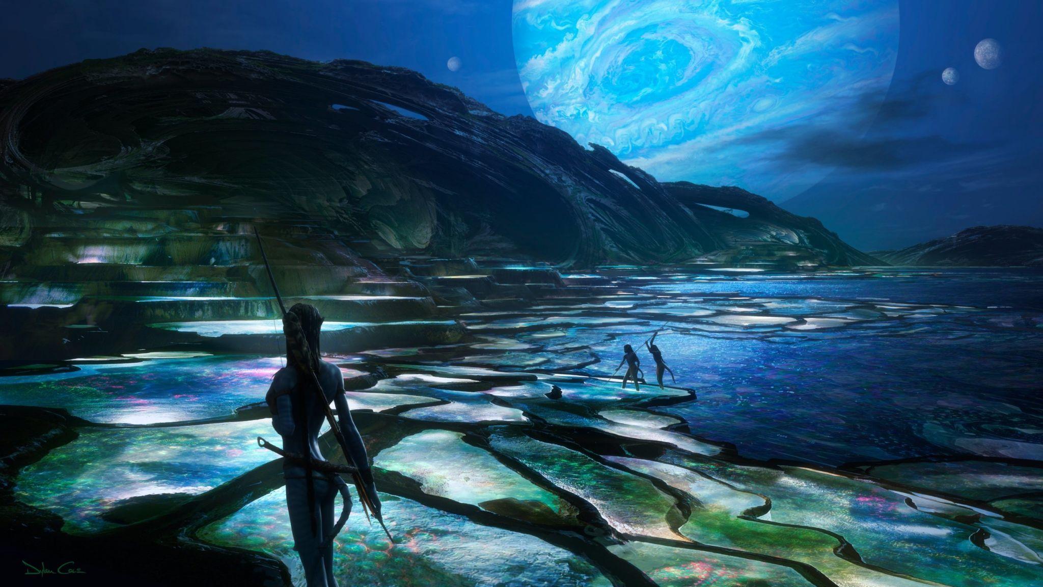 Avatar 2. Pic: Disney/ 20th Century Fox