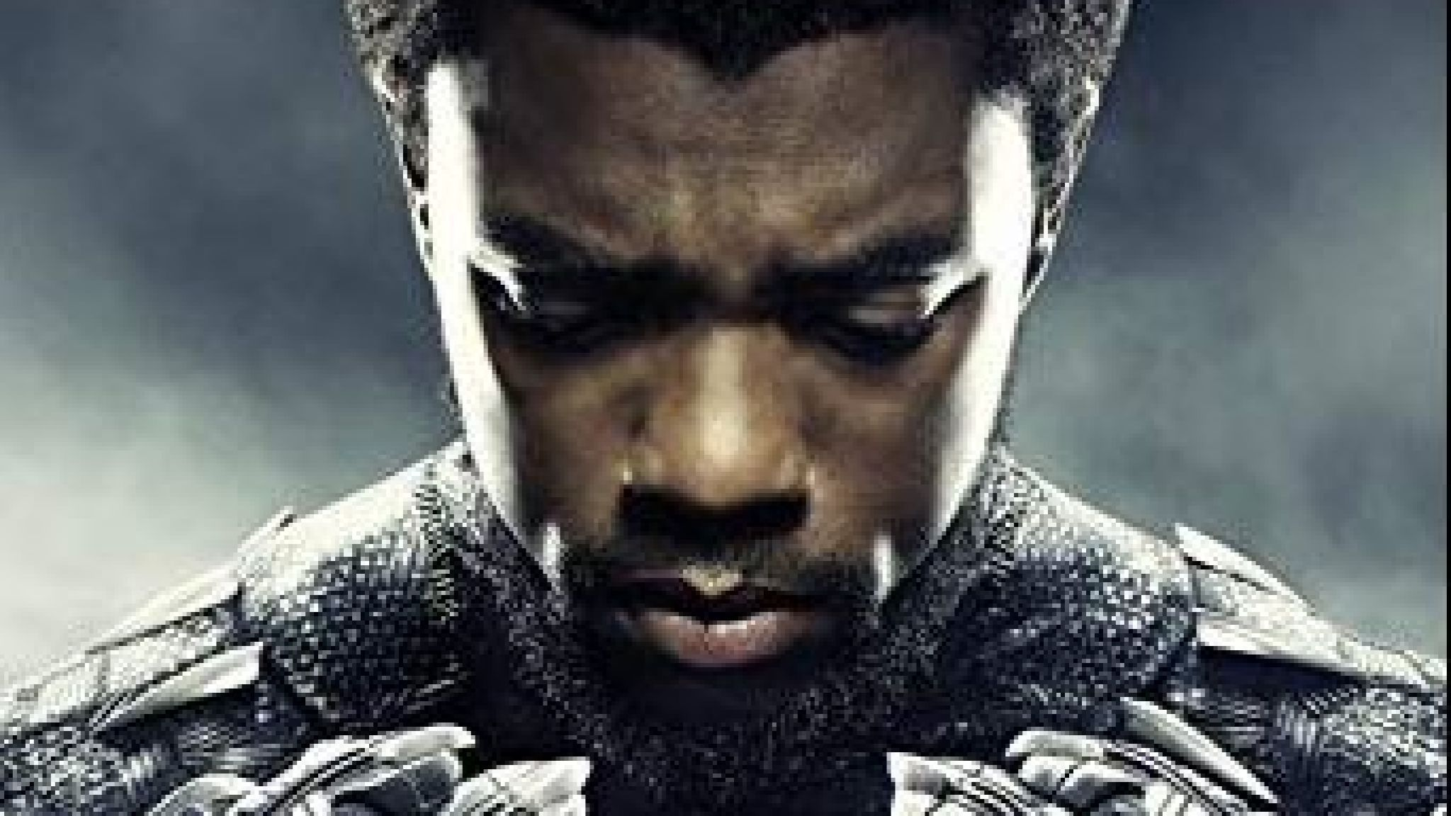 Black Panther lives in the fictional country Wakanda