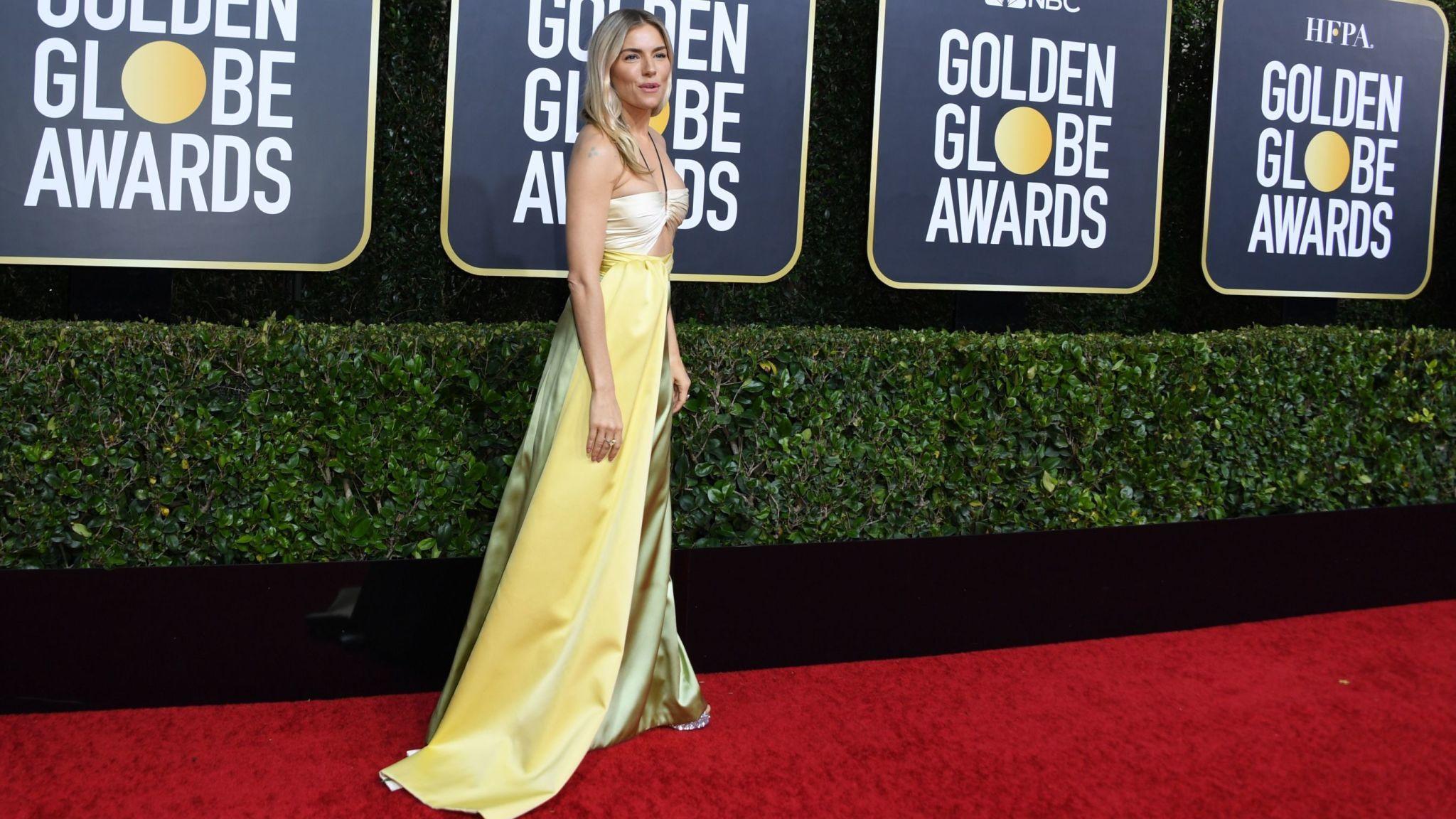 Golden Globes 2020 - Sienna Miller