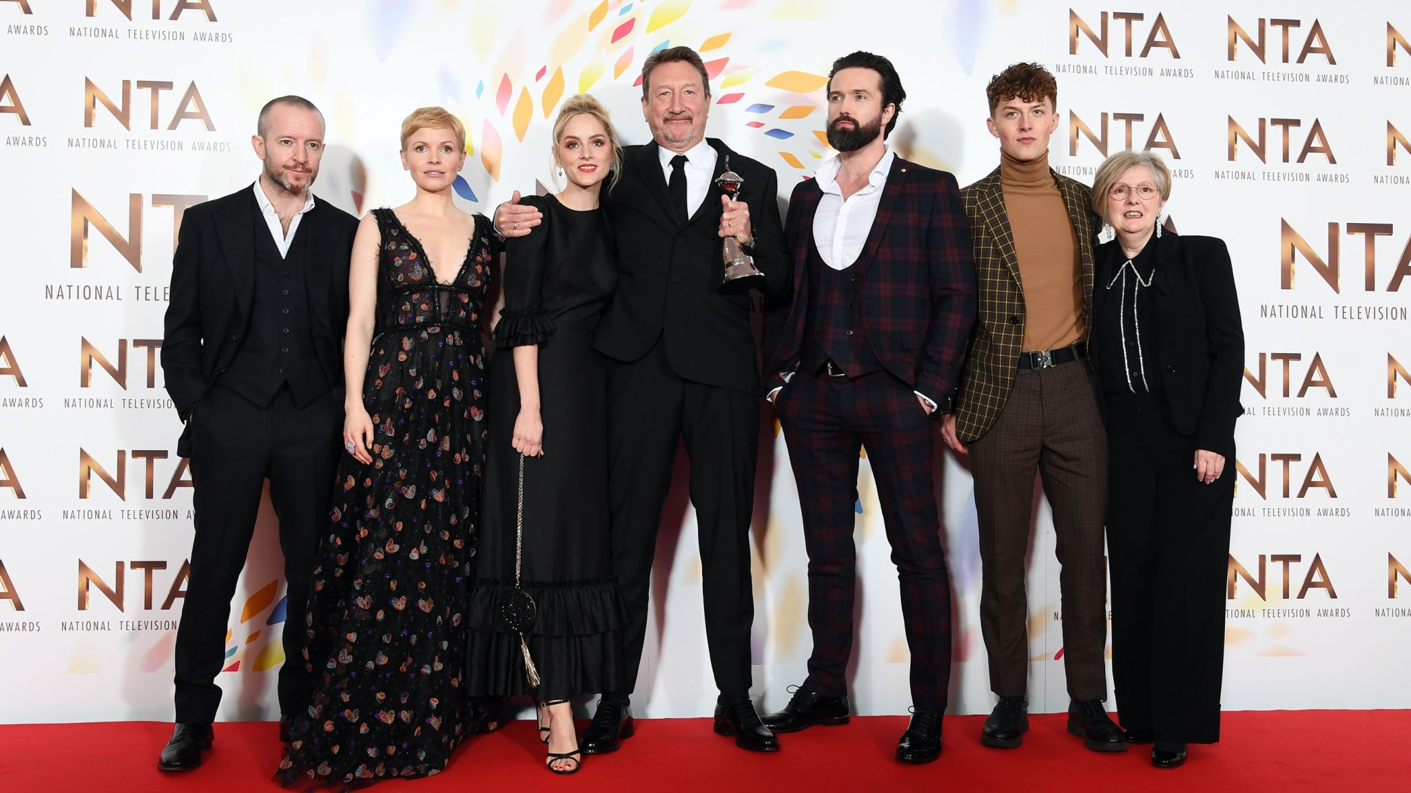 Peaky Blinders won the best drama award