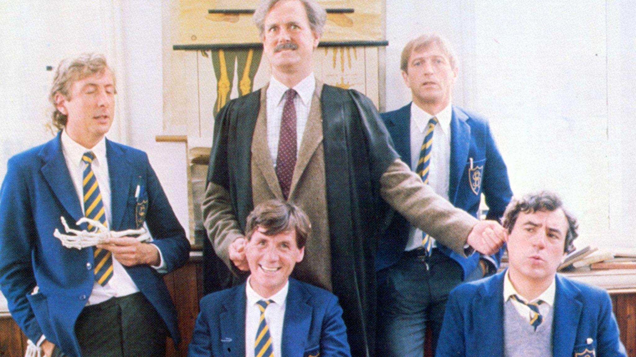 Monty Python's The Meaning Of Life, Eric Idle, Michael Palin, John Cleese, Graham Chapman, Terry Jones, 1983