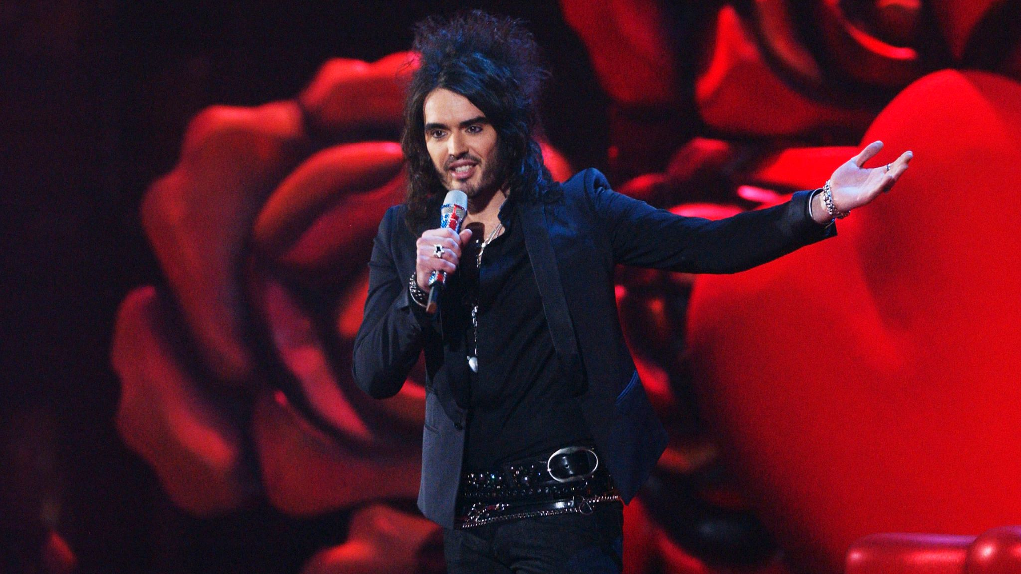 Russell Brand in 2007