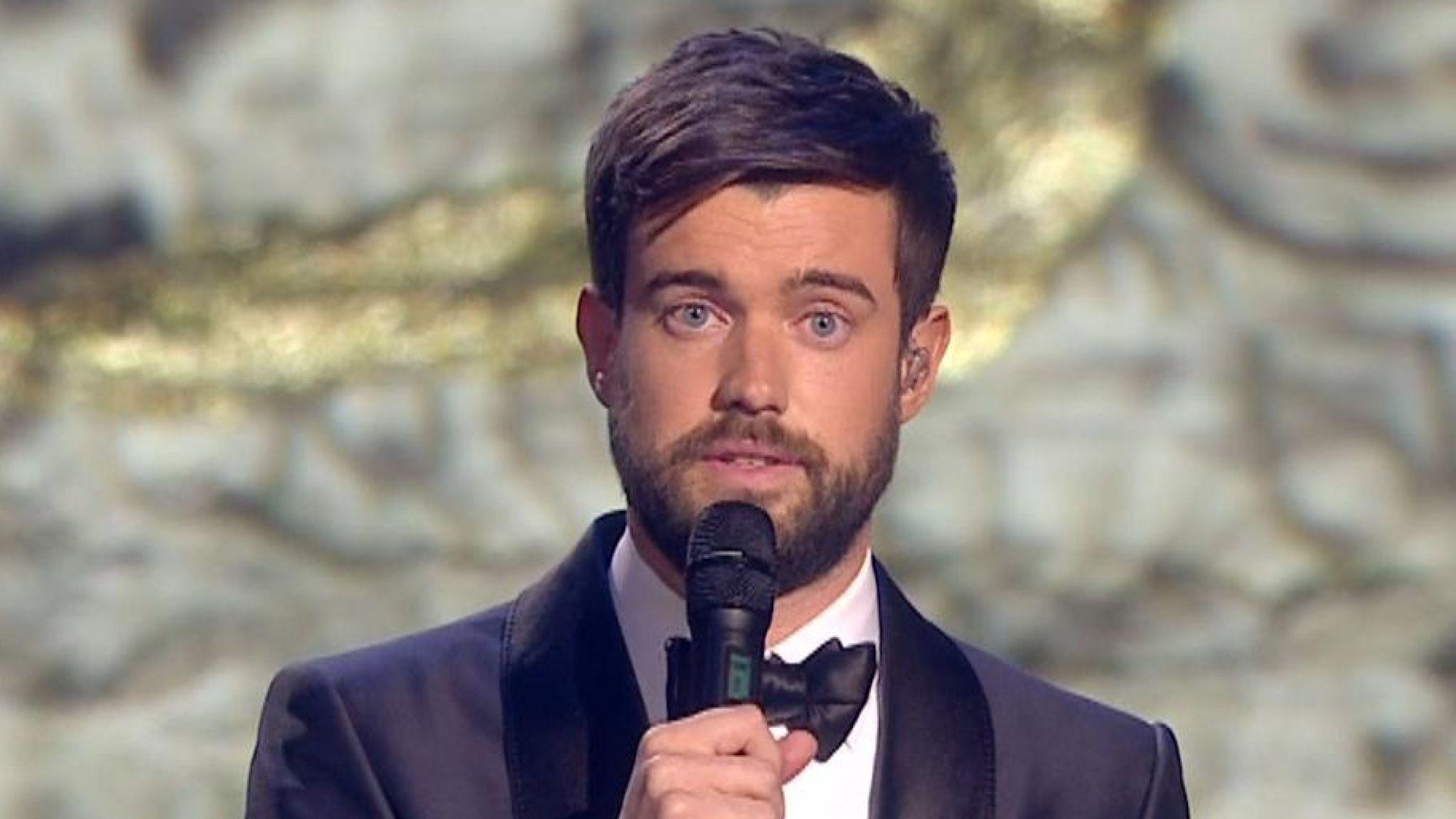 Brit Awards presenter Jack Whitehall pays tribute to Caroline Flack