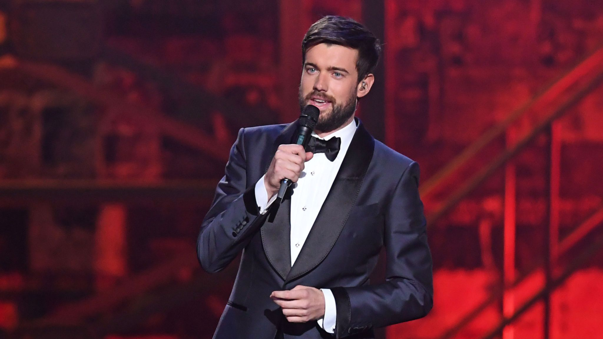 Jack Whitehall at the Brits 2020
