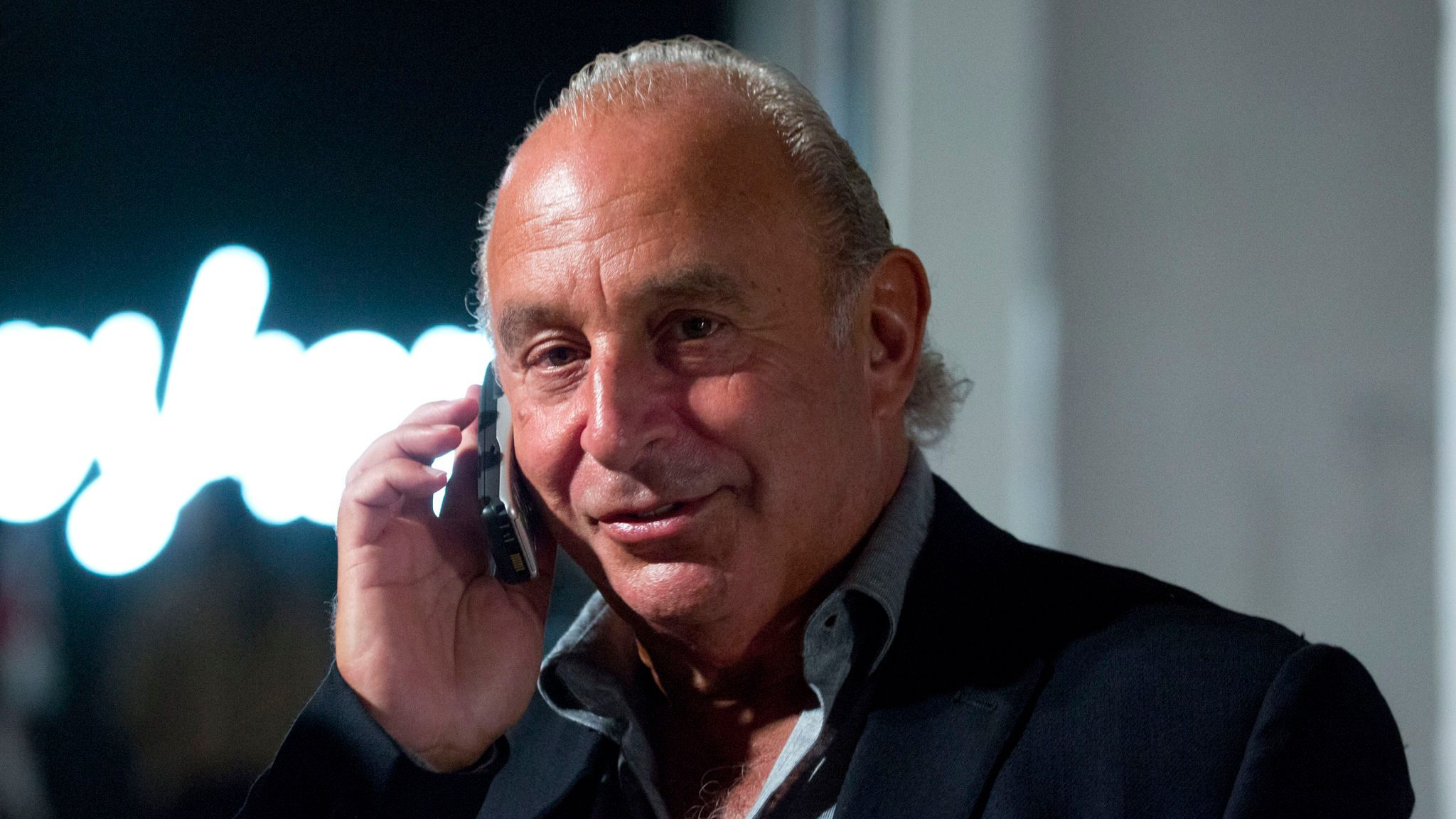 Sir Philip Green is no longer believed to be a billionaire