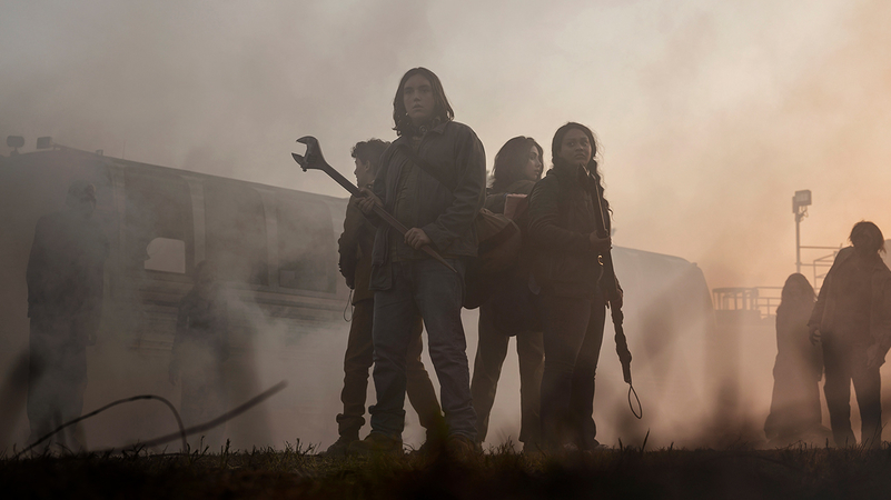 New The Walking Dead: World Beyond Trailer Reveals the Team's Mission