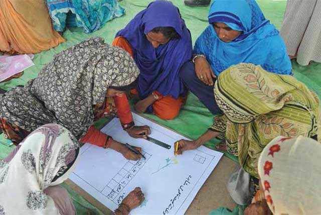 Strengthening resilience in the face of natural disasters and shocks in Pakistan