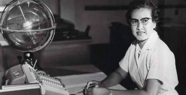 Katherine Johnson - NASA