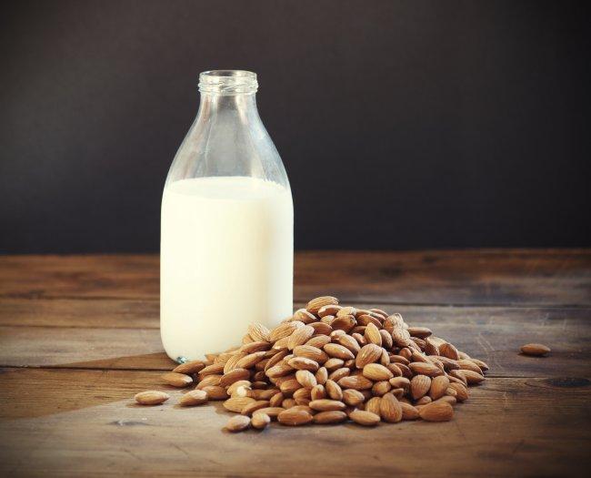Almond Milk - Shutterstock