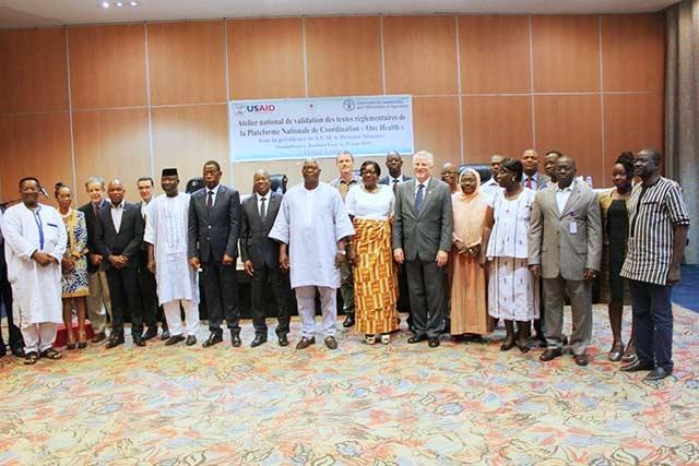"""Burkina Faso advances its multidisciplinary """"One Health"""" system"""