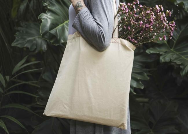 Cotton Tote Bag - Shutterstock
