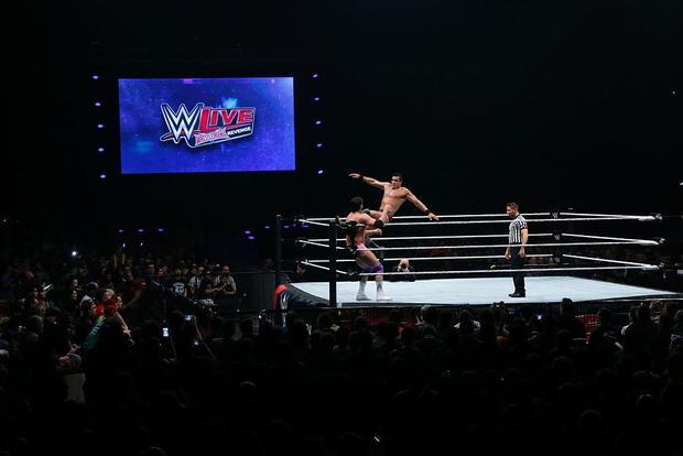 WRESTLING-FRA-US-ENTERTAINMENT-WWE