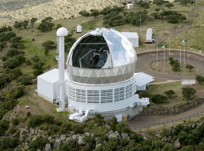 Hobby Eberly Telescope
