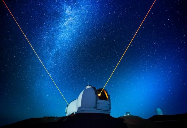 Keck Observatory Adaptive Optics