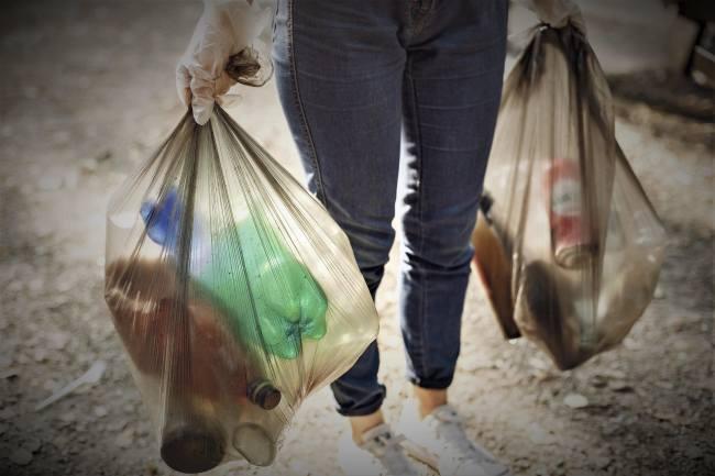 Plastic Bags Recycling Trash - Shutterstock