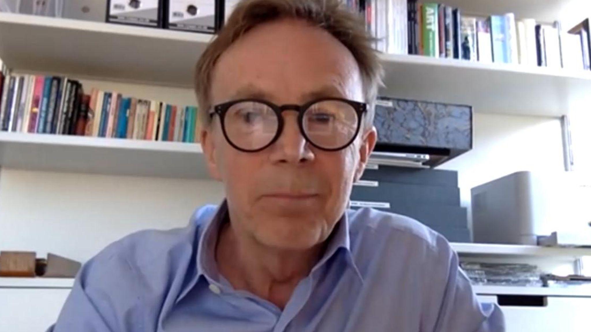 Graham Stuart is The Graham Norton Show executive producer