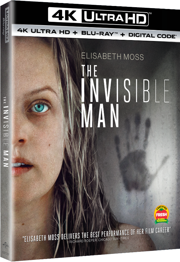 The Invisible Man - 2020