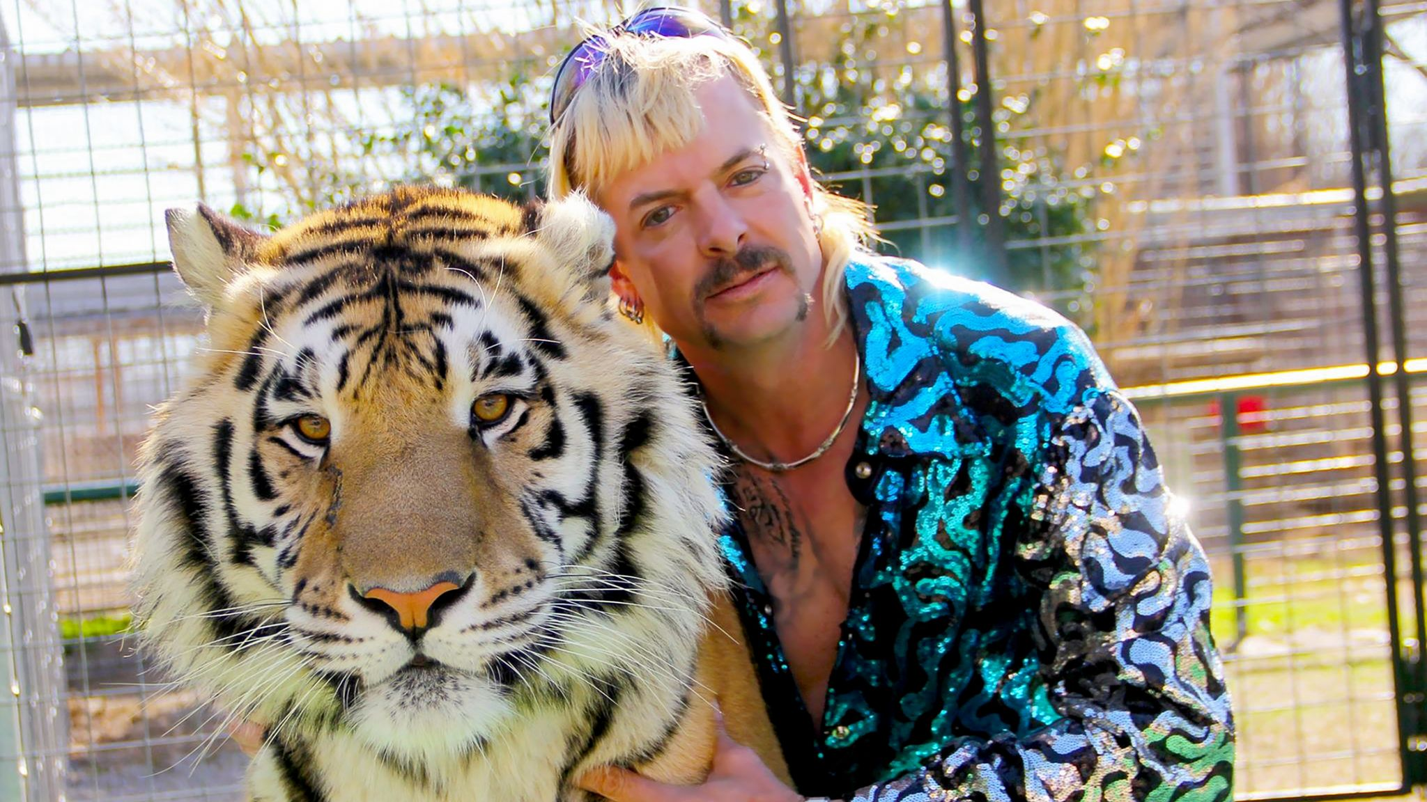Tiger King: Murder, Mayhem and Madness. Pic: Netflix