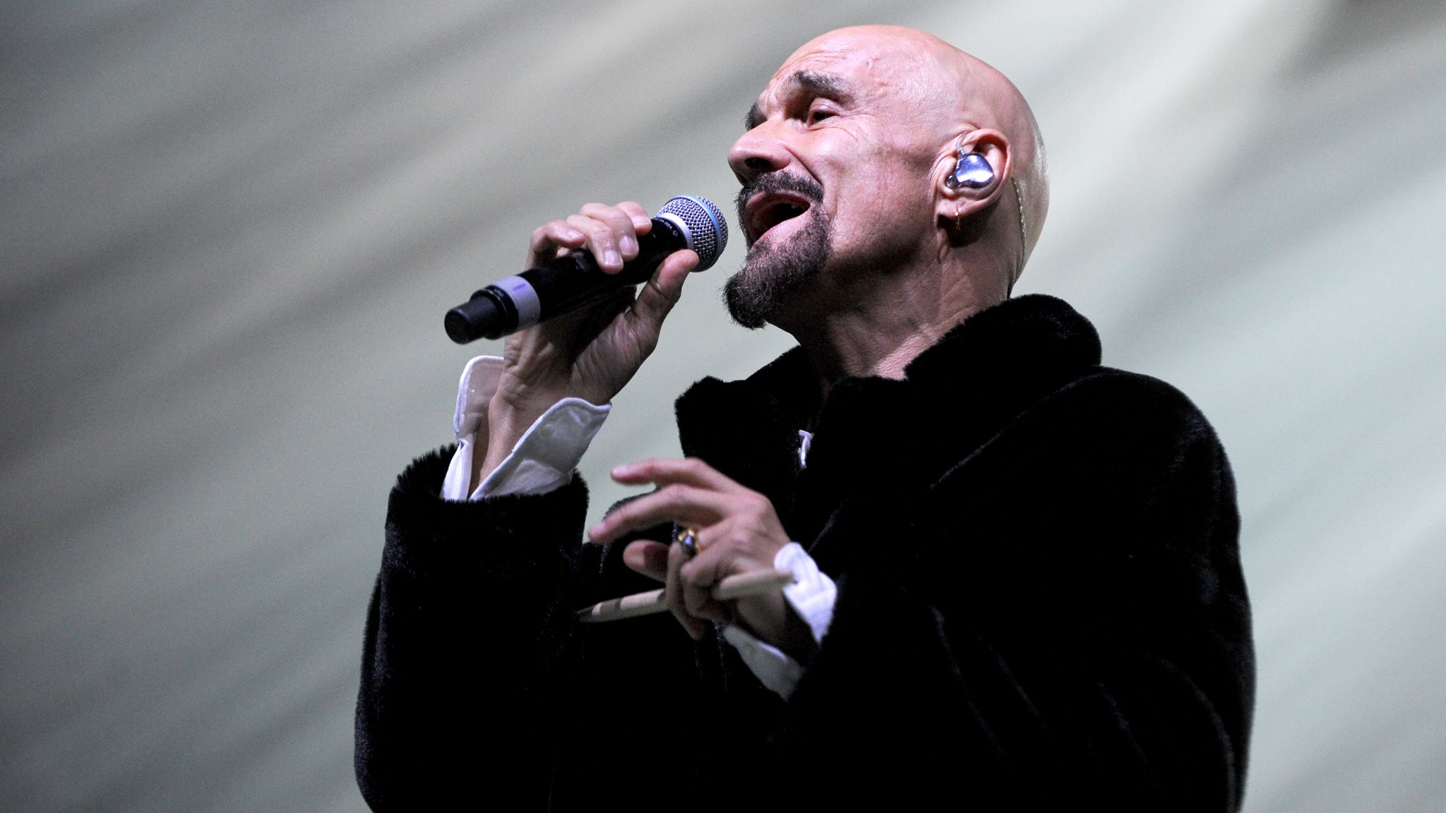 James frontman Tim Booth
