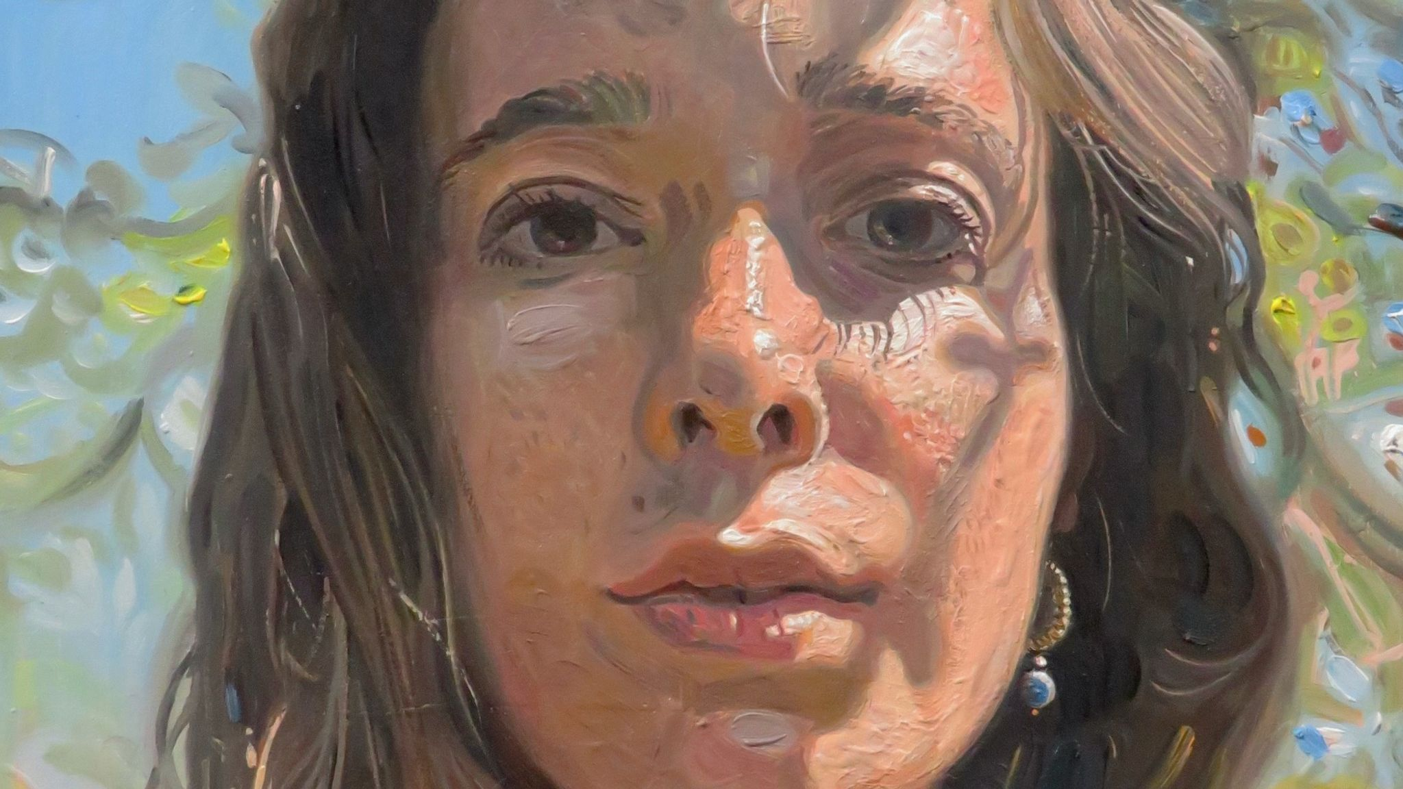 Nina by Steven Higginson, for the NHS Heroes virual exhibition
