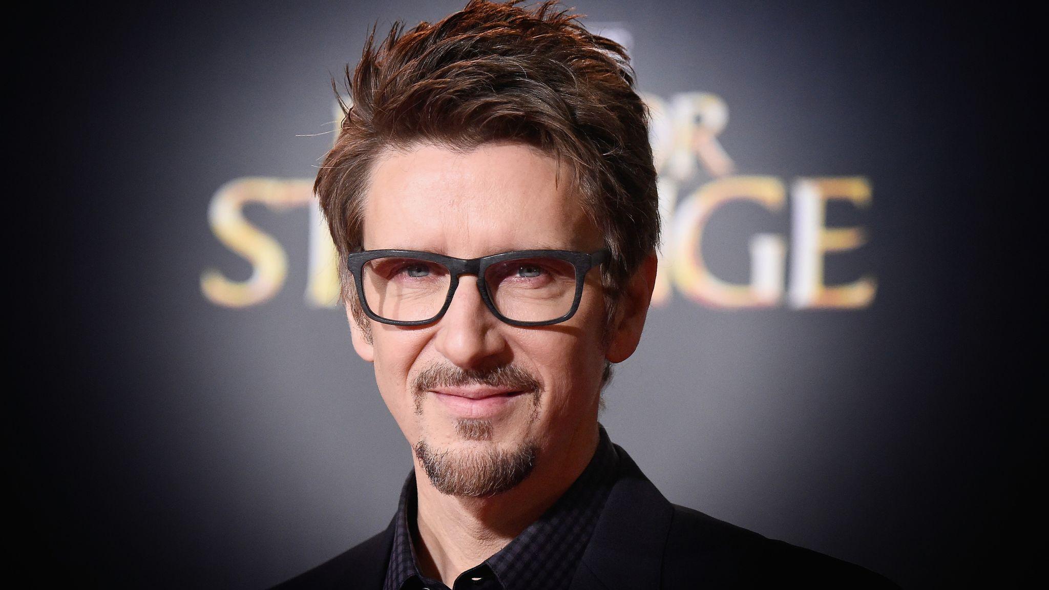 Scott Derrickson is best known for directing Marvel's Doctor Strange
