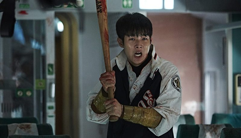 Train to Busan (2016) Starring Choi Woo-shik