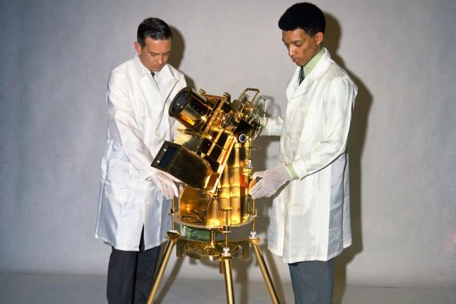 Apollo 16 telescope ultraviolet camera spectrograph