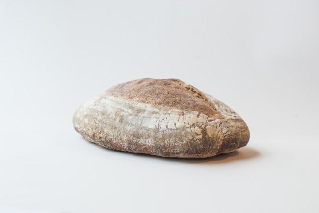 Sourdough Loaf of Bread - Lauren Nichols