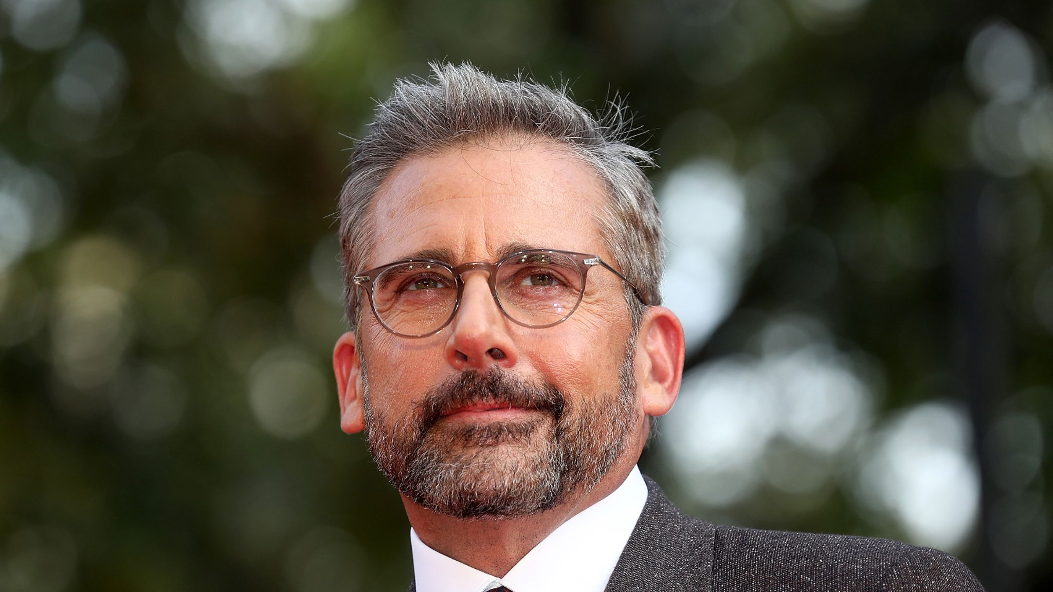 """LONDON, ENGLAND - OCTOBER 13: Steve Carell attends the UK Premiere of """"Beautiful Boy"""" & Headline gala during the 62nd BFI London Film Festival on October 13, 2018 in London, England. (Photo by Tim P. Whitby/Tim P. Whitby/Getty Images for BFI)"""