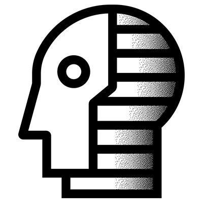 illustration of a head