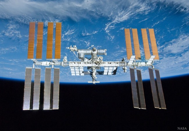 ISS - NASA